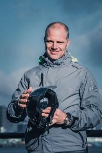 Sailing helmet